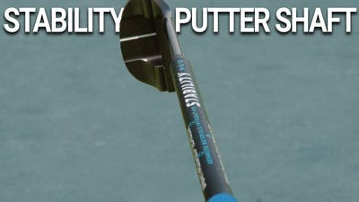 Breakthrough Stability Putter Shaft by Golf Life