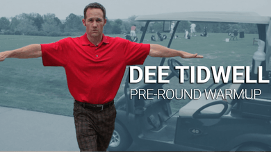 Dee Tidwell: Pre-Round Warmup by Golf Life
