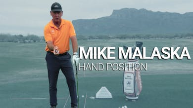 Mike Malaska: Hand Position by Golf Life