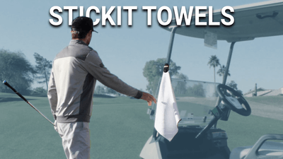 Stickit Towel Review by Golf Life