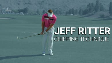 Jeff Ritter: Chipping Technique by Golf Life