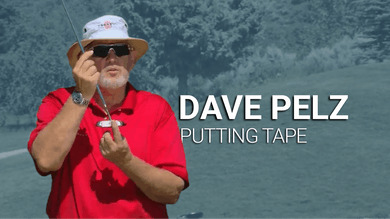 Dave Pelz: Putting Tape by Golf Life
