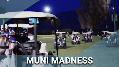 Muni Madness by Golf Life