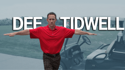 Dee Tidwell Tips by Golf Life