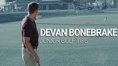 Devan Bonebrake: Junior Golf Tips by Golf Life