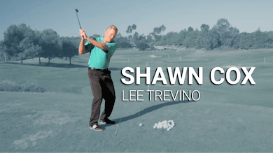 Shawn Cox: Lee Trevino Drill by Golf Life