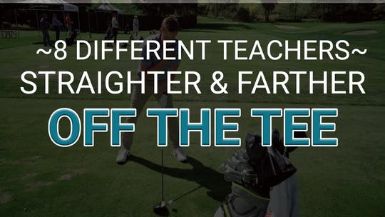 Straighter and Farther Off the Tee by Golf Life