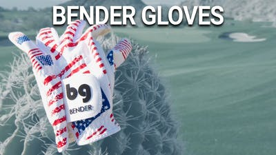 Bender Gloves: Add some color to your game! by Golf Life