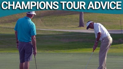 Champions Tour Player Advice by Golf Life