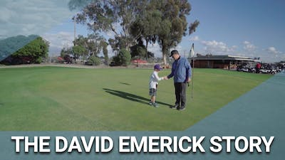 Dave Emerick Story for Golf by Golf Life