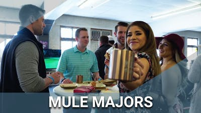 Mule Majors by Golf Life