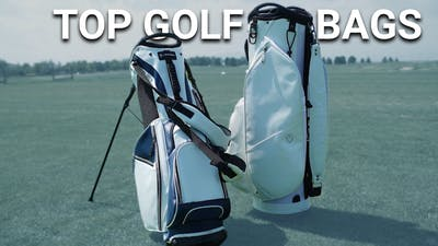 Top Golf Bags of 2018 by Golf Life