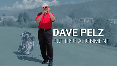 Dave Pelz: Putting Alignment by Golf Life