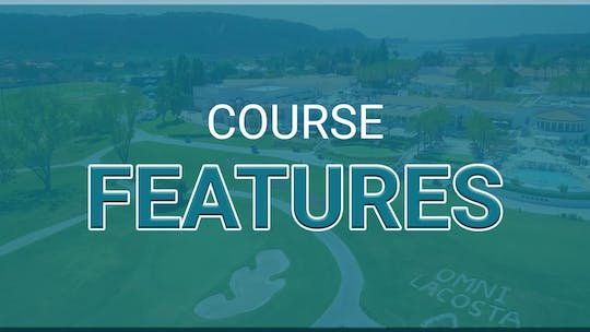 Course Features by Golf Life