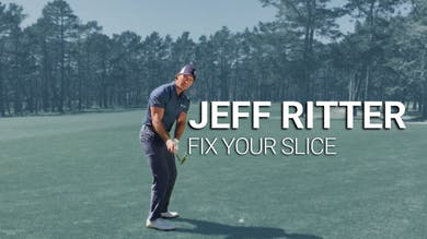 Jeff Ritter: Fix your Slice by Golf Life