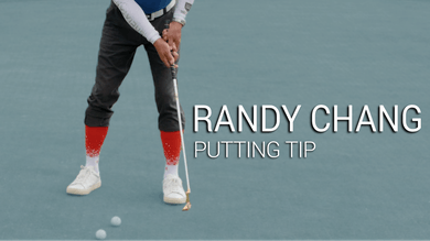 Randy Chang: Sock 2 Sock Drill by Golf Life