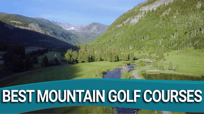 Colorado's Best Mountain Golf Courses by Golf Life