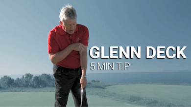Glenn Deck: 5 Min Lesson by Golf Life