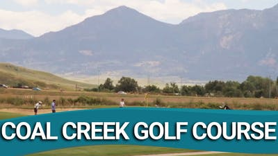 Coal Creek Golf Course by Golf Life