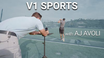 V1 Sports: AJ Avoli by Golf Life