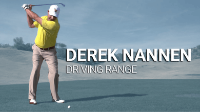 Derek Nannen: Driving Range Tip by Golf Life