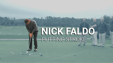 Nick Faldo: Putting Stroke by Golf Life