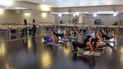 In-Studio: Barre with Raphaelle Kessedjian, 5.3.19 by Exhale On Demand