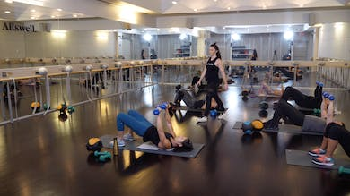 In-studio: HIIT30 with Raphaelle Kessedjian, 9.19.19 by Exhale On Demand