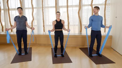 Band Barre by Exhale On Demand