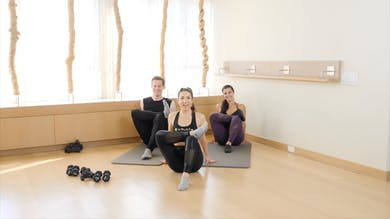 Advanced Ripped Barre by Exhale On Demand