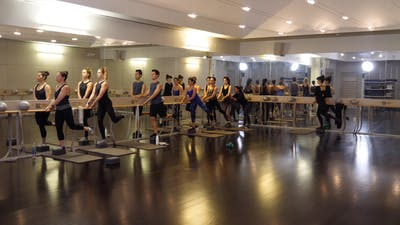 In-studio: Barre with Nicole Uribarri, 10.7.19 by Exhale On Demand