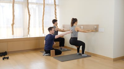 Express Block Barre by Exhale On Demand