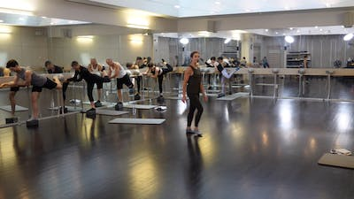 In-studio: Barre with Brianna Norton, 6.5.19 by Exhale On Demand