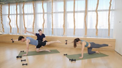Power Yoga + Weights by Exhale On Demand