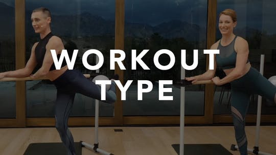 Workout Type by Exhale On Demand