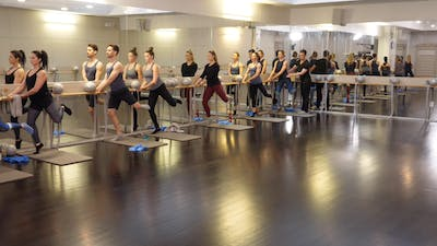 In-studio: Barre with Kevin Murnane, 4.19.19 by Exhale On Demand
