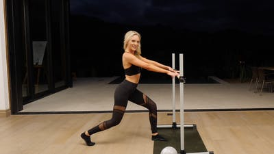 Instant Access to Sassy Barre by Exhale On Demand, powered by Intelivideo