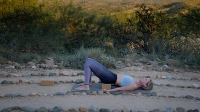 Instant Access to Chill Yoga by Exhale On Demand, powered by Intelivideo