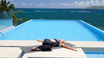 Detoxifying Stretches by Exhale On Demand