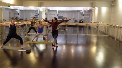 In-studio: Power Yoga with Nicole Uribarri, 10.13.19 by Exhale On Demand