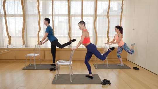 Barre by Exhale On Demand