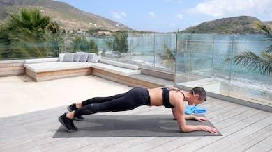The Perfect Plank by Exhale On Demand