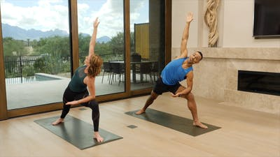 Instant Access to HIIT Yoga by Exhale On Demand, powered by Intelivideo