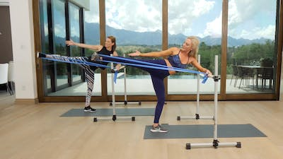 Instant Access to Band Barre II by Exhale On Demand, powered by Intelivideo
