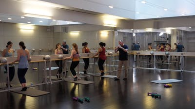In-studio: Barre with Fred DeVito, 5.29.19 by Exhale On Demand