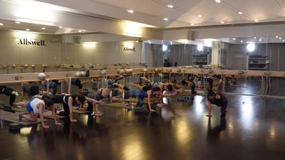 In-studio: Barre with Nicole Uribarri, 9.23.19 by Exhale On Demand