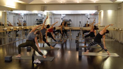 In-studio: Power Yoga with Nicole Uribarri, 9.12.19 by Exhale On Demand