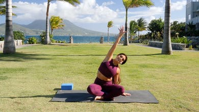 15-minute Healing Stretch by Exhale On Demand