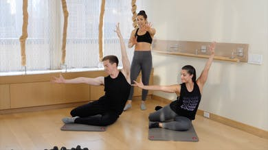 Total Body Barre II by Exhale On Demand