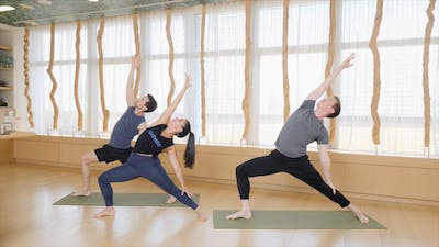 Advanced Vinyasa Flow by Exhale On Demand